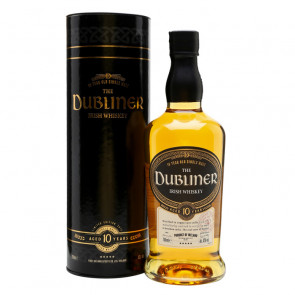 The Dubliner 10 Year Old | Single Malt Irish Whiskey