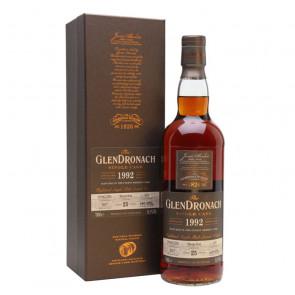 The GlenDronach Single Cask 1992 - 25 Year Old   Single Malt Scotch Whisky