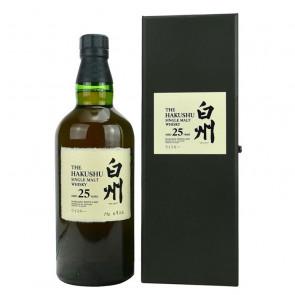 The Hakushu - 25 Year Old   Single Malt Japanese Whisky