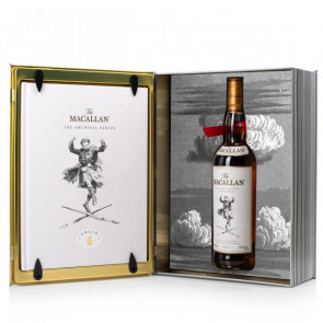 The Macallan - The Archival Series - Folio 6   Single Malt Scotch Whisky