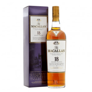 The Macallan 18 Year Old - Sherry Oak - 1995 Edition | Single Malt Scotch Whisk