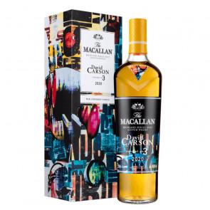 The Macallan - Concept Number 3 - David Carson | Single Malt Scotch Whisky