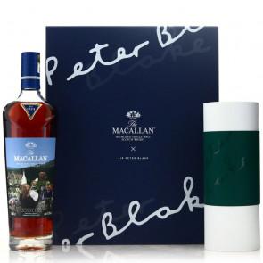 The Macallan X - Peter Blake Limited Artist Edition | Single Malt Scotch Whisky