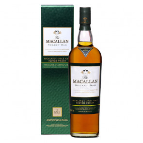 The Macallan Select Oak 1L Single Malt Scotch Whisky | Philippines Manila Whisky