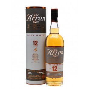 The Arran Malt 12 Years Old Cask Strength | Single Malt Scotch Whisky | Philippines Manila Whisky