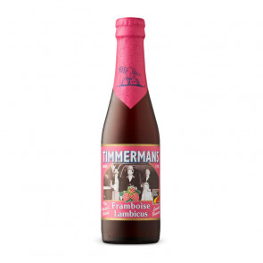 Timmermans Framboise (Raspberry) - 250ml (Bottle) | Belgium Beer