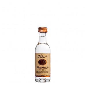 Tito's 50ml Miniature  | Handmade American Vodka