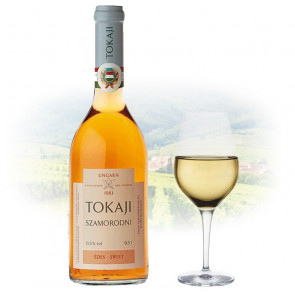 Tokaji Szamorodni | Hungarian Sweet Wine