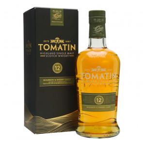 Tomatin 12 Year Old | Single Malt Scotch Whisky