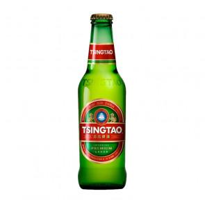 Tsingtao Premium Lager - 330ml (Bottle) | Chinese Beer