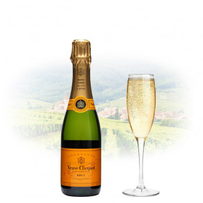 Veuve Clicquot Yellow Label Brut 37.5cl Half Bottle | Manila Wine Champagne
