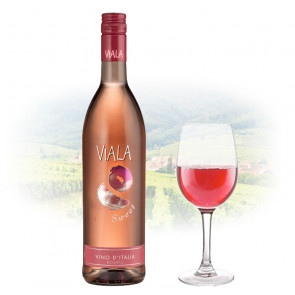Viala - Sweet Rosato | Italian Pink Wine