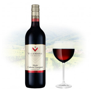 Villa Maria - Private Bin - Merlot & Cabernet Sauvignon | New Zealand Red Wine