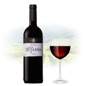 Viña Bujanda - Rioja Tinto Joven   Spanish Red Wine