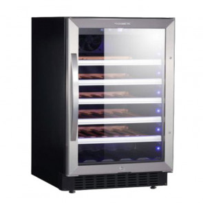 Wine Cellar | Vintec S42GS Glass Door & Stainless Steel Frame (42 bottles)