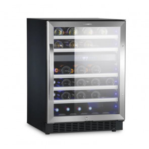 Wine Cellar | Dometic MaCave S46G Glass Door & Stainless Steel Frame (46 bottles)