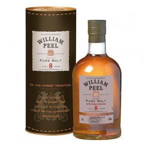William Peel - Pure Malt 8 Year Old | Blended Scotch Whisky