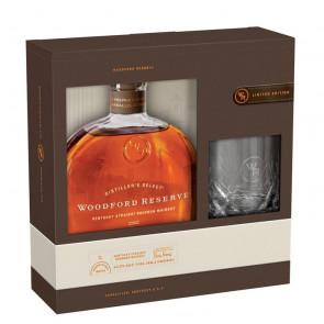Woodford Reserve - Distiller's Select - 1L - Gift Pack | Kentucky Straight Bourbon Whiskey