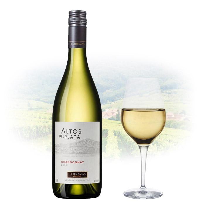 Terrazas De Los Andes Altos Del Plata Chardonnay Argentina Wine
