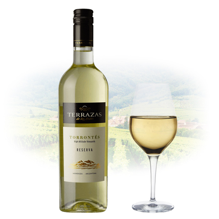 Terrazas De Los Andes Reserva Torrontés Argentina Wine