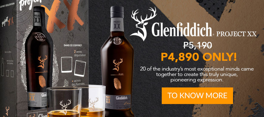 Glenfiddich - Project XX Gift Pack