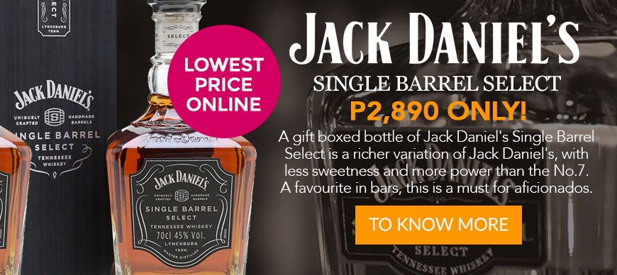Jack Daniel's - Single Barrel Select