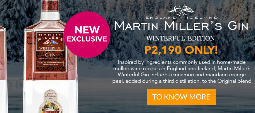 Martin Miller's - Winterful Edition