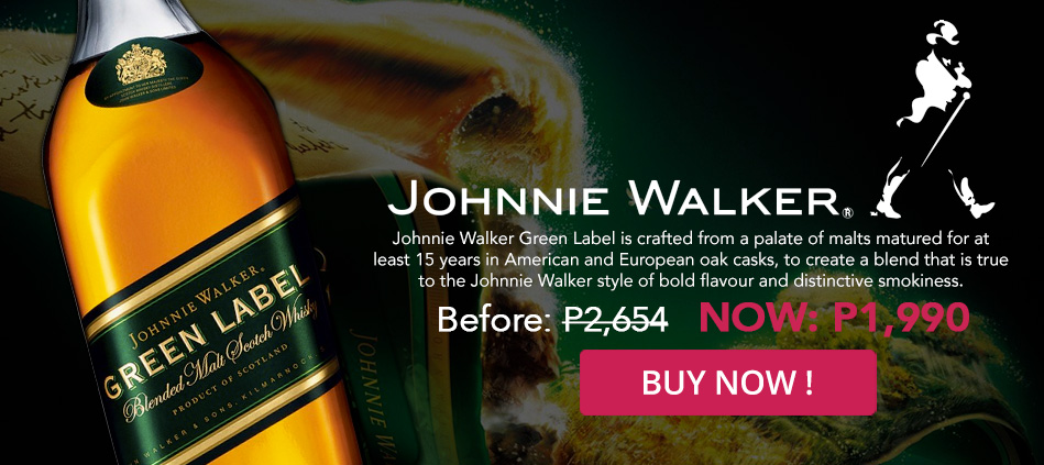 JW Green Label