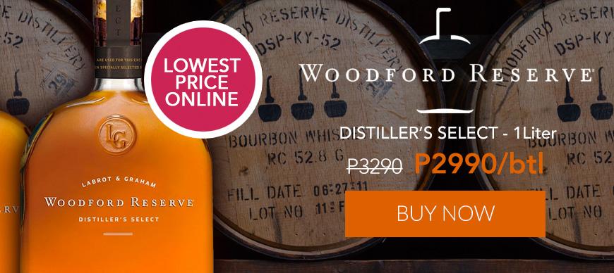 Woodford Reserve - Distiller's Select - 1L
